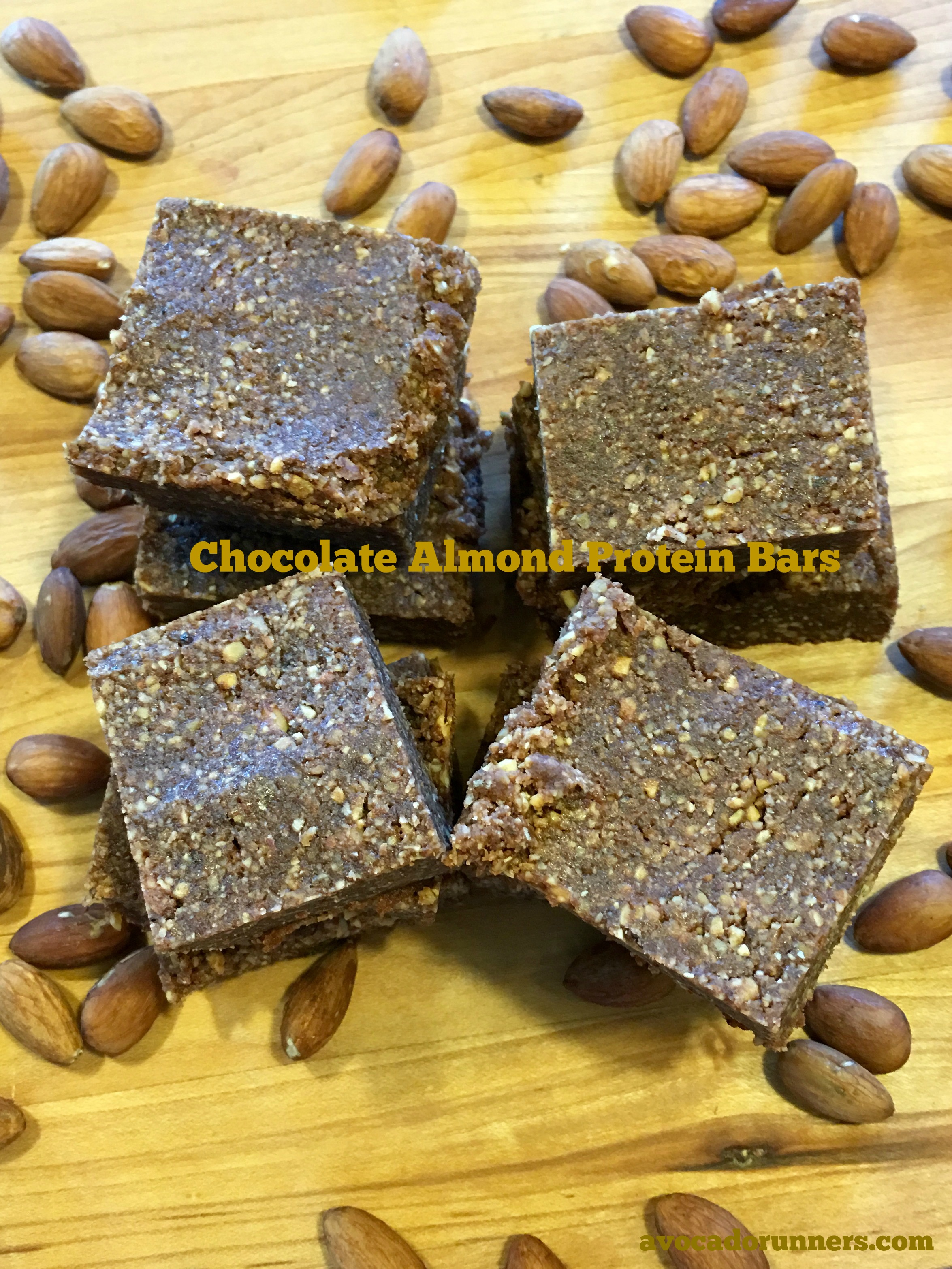 Chocolate Protein Snack Bars
